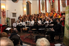 Bez-Chor Brugg - koncert w Kościele Św. Marcina w Wyrzysku 12.04.2013