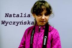 Grupa I - Wyczyńska Natalia - zabawa fotografią