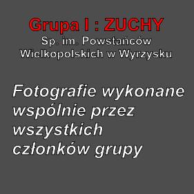 Grupa I  fot. wspólne