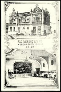 hotel nadnotecki Osiek