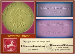 WYRZYSK 1945r