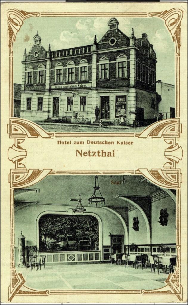 Hotel zum Deutschen Kaiser Netzhal